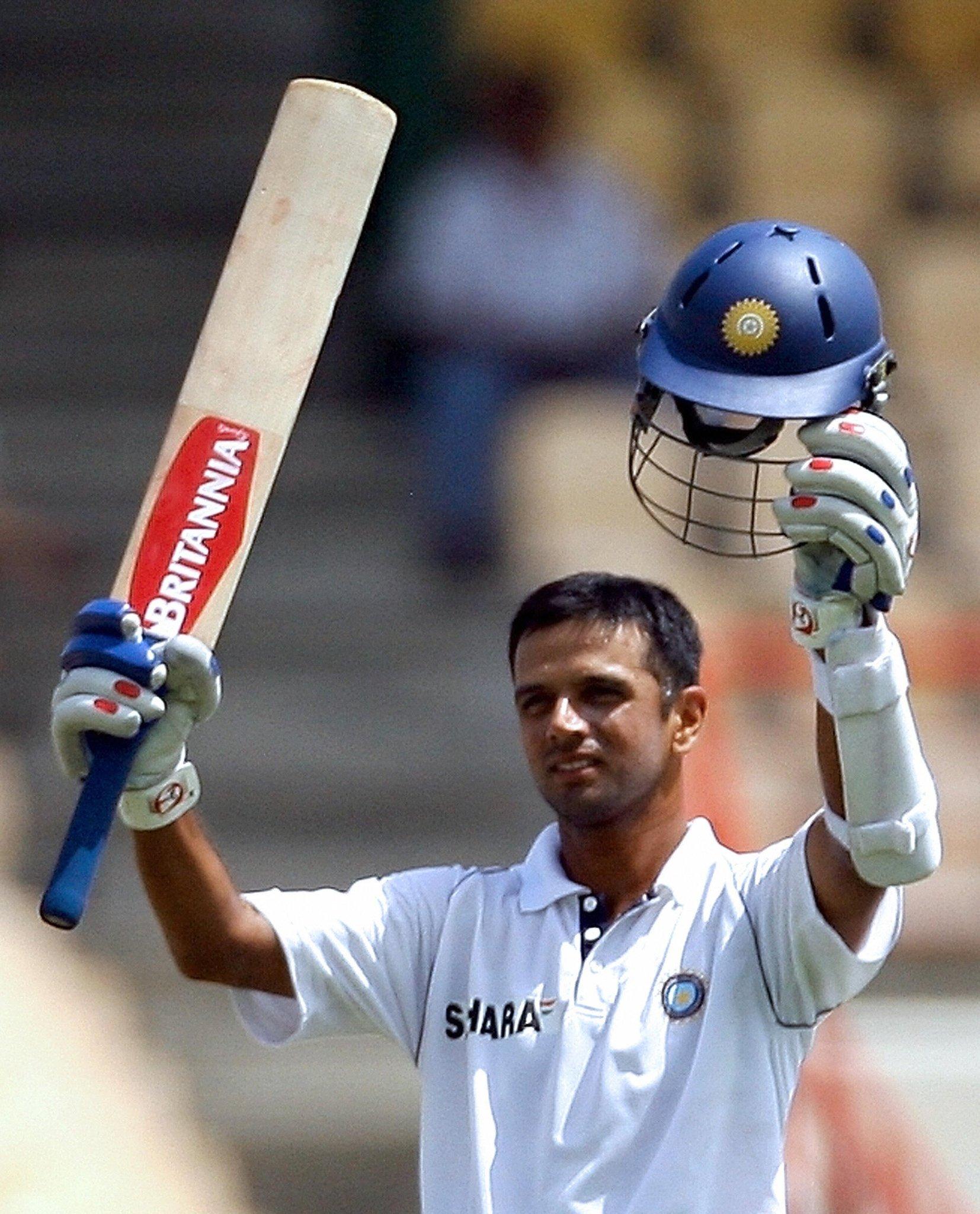 13,288 Test runs 10,889 ODI runs 48 international centuries 1 legendary career  Happy Birthday Rahul Dravid!