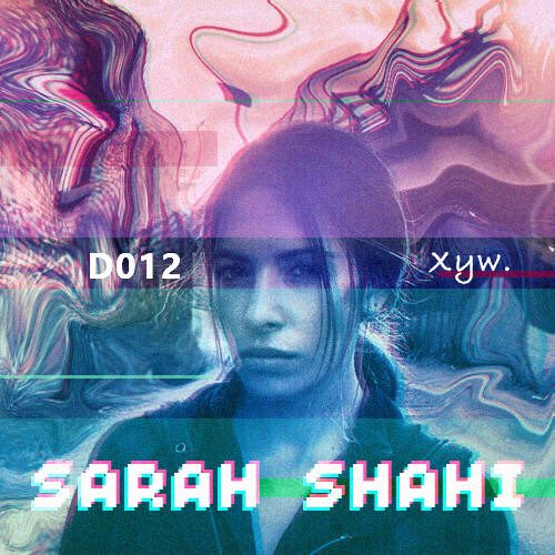 Happy birthday!   Sarah Shahi  By Xyw.
