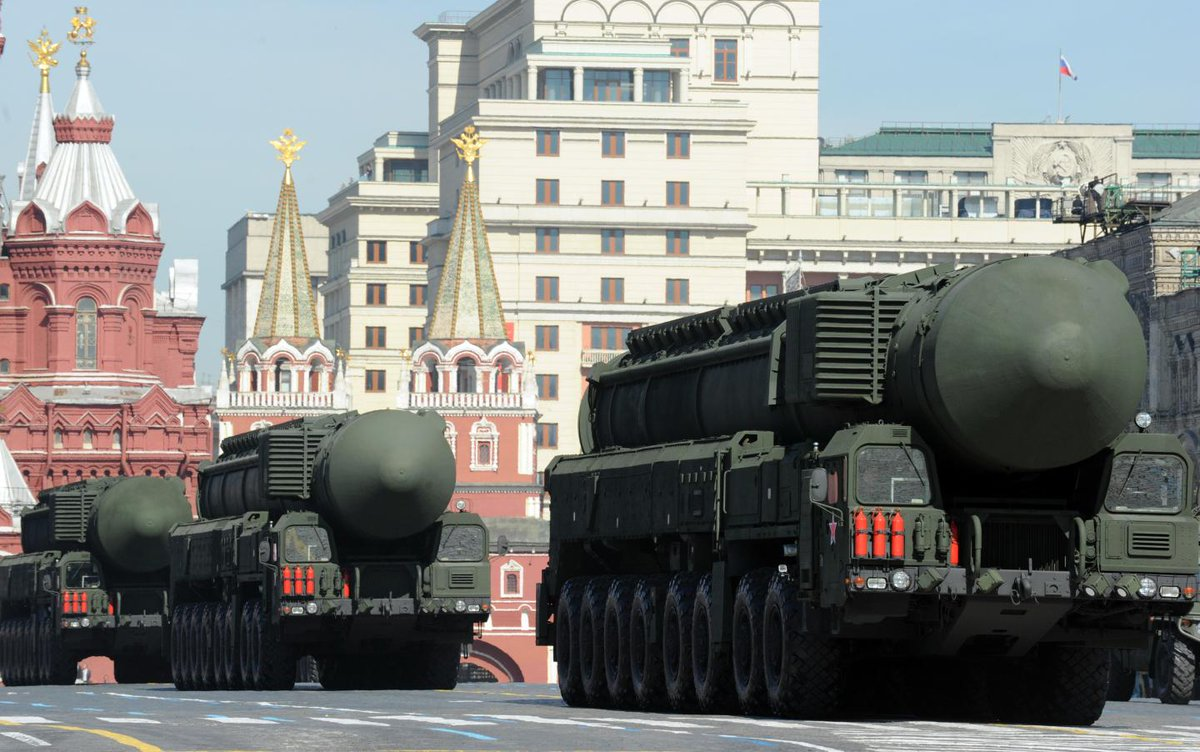 The U.S. and Russia are building nukes they can actually use against each other