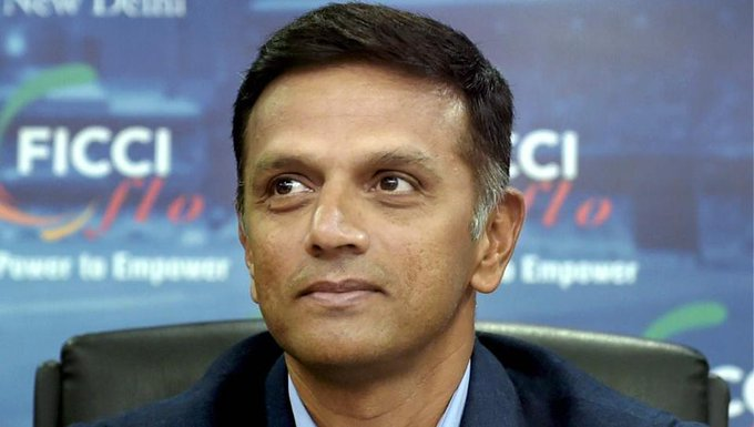 Happy birthday Rahul Dravid sir