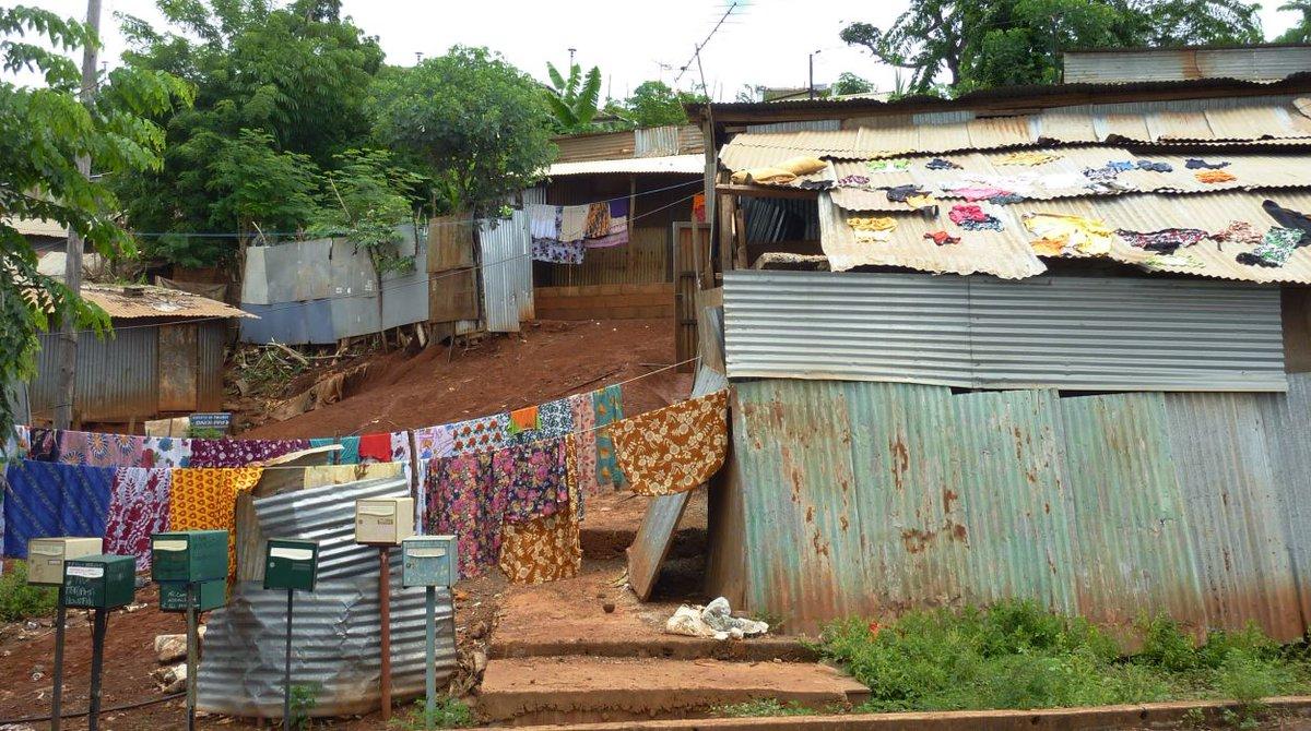 Mayotte: une mère et 4 de ses enfants tués après des pluies diluviennes