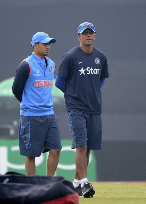 Commitment, Consistency, Class = Success   Happy Birthday Legend Rahul Dravid