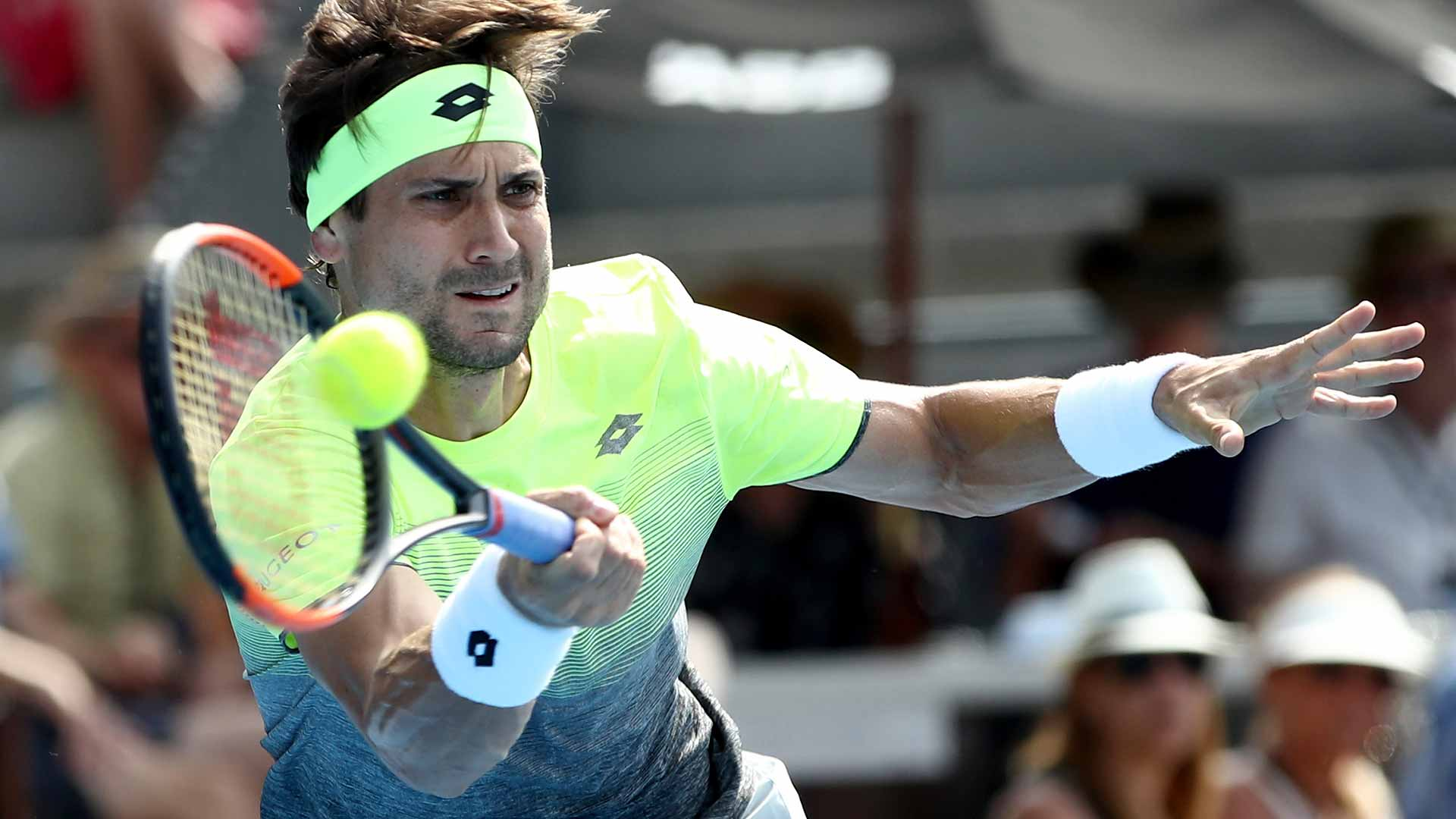 Is time for a high-✋ for David Ferrer at the @ASB_Classic in Auckland?  Read More: https://t.co/JyCLl1oThn #ATP https://t.co/sAgaDNnUya