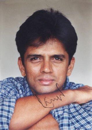 "Team wishes ""The Wall of cricket\"" Rahul Dravid a very Happy Birthday!!"