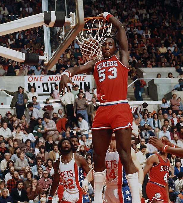 Happy Birthday to Darryl Dawkins who would have turned 61 today!