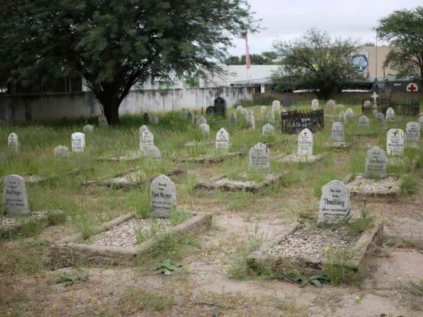 Germany, Namibia genocide talks hit stumbling blocks
