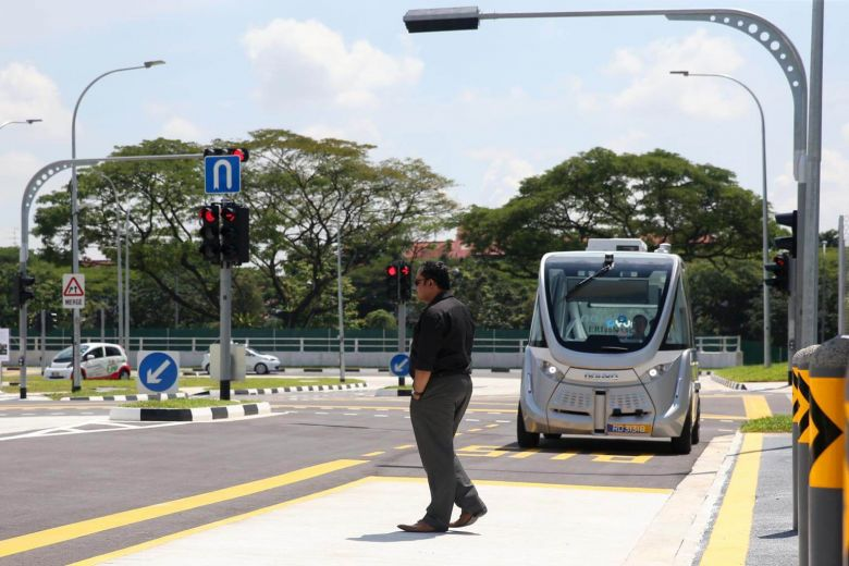 NTU and Volvo Buses to develop electric, driverless buses by 2019