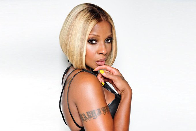 Happy Birthday, Mary J. Blige (