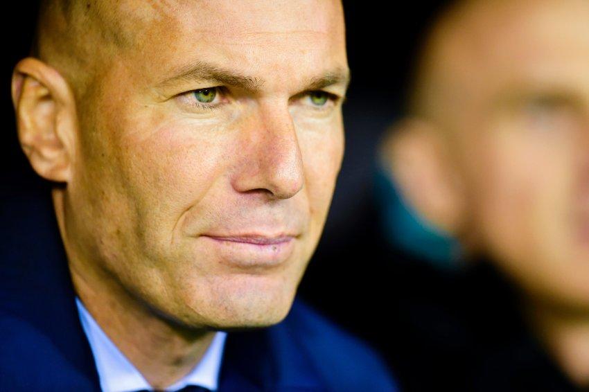 Real Madrid: Zinédine Zidane bleibt dem Klub bis 2020 als Trainer erhalten