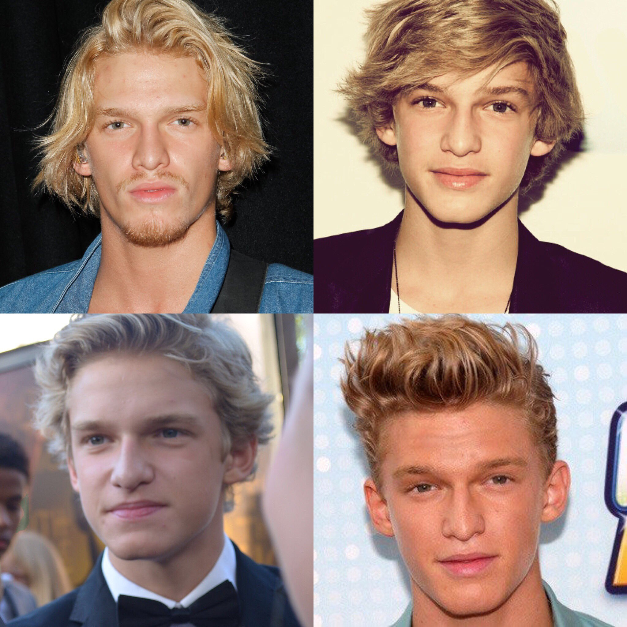 Happy 21 birthday to Cody Simpson. Hope that he has a wonderful birthday.