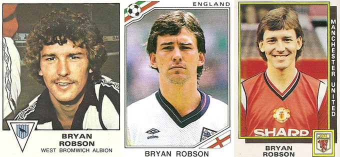 Happy Birthday to Legend Bryan ROBSON