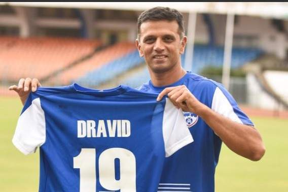 "Happy Birthday, Rahul Dravid: ""The Wall\"" that still stands tall at 45. Read here:"