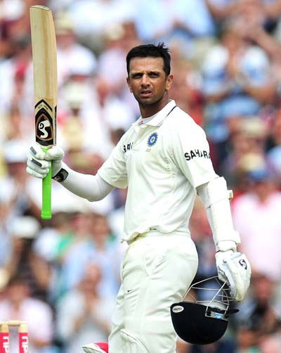 Happy birthday to Rahul Dravid, the gentleman of the game.