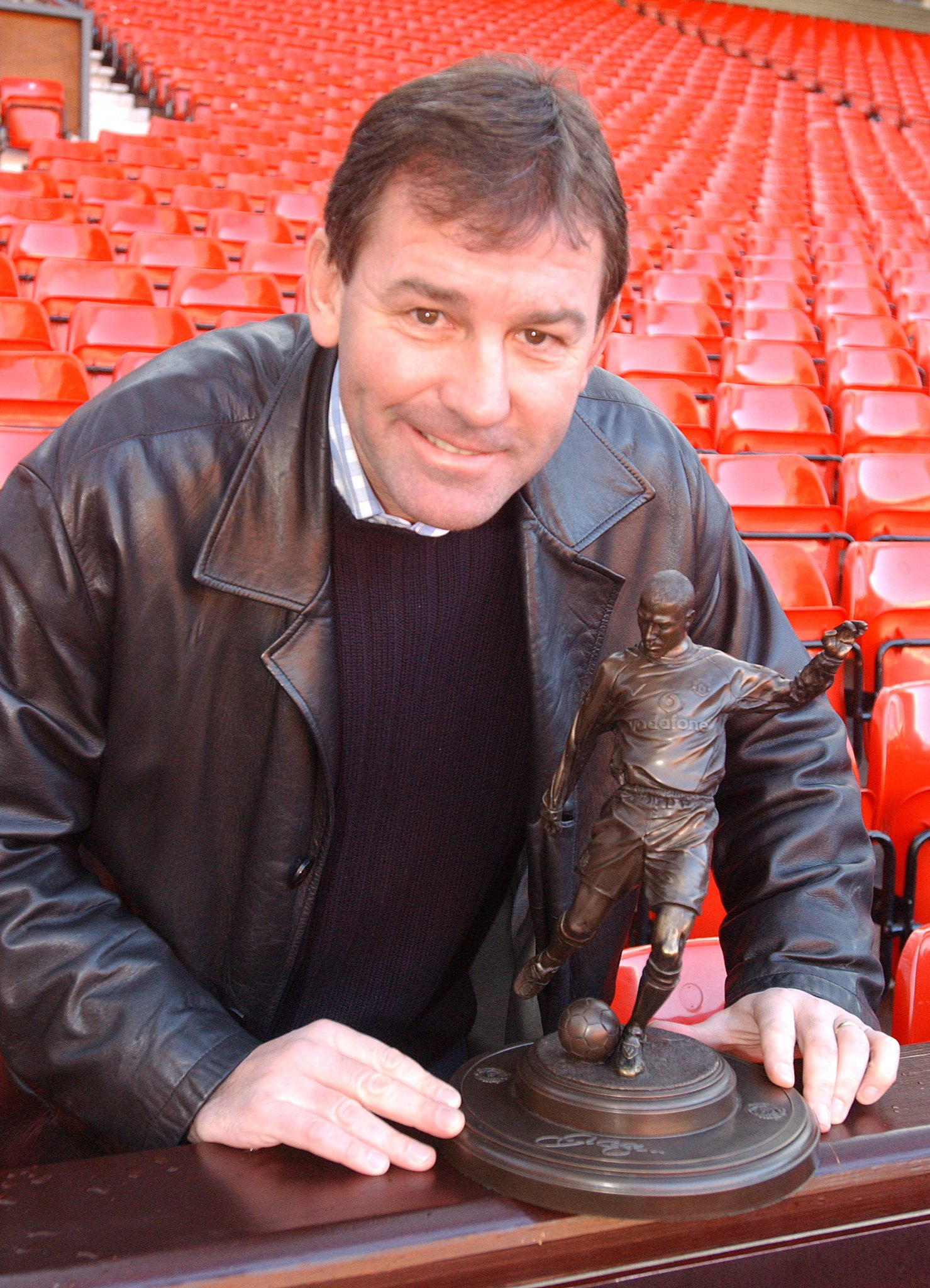 Happy birthday to United legend Bryan Robson!