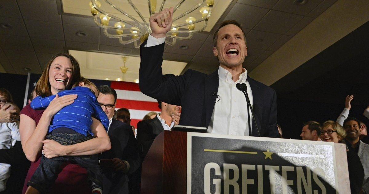 Missouri governor admits affair, accused of blackmailing woman https://t.co/oAxNjrg739 https://t.co/XUl4ch5q8E
