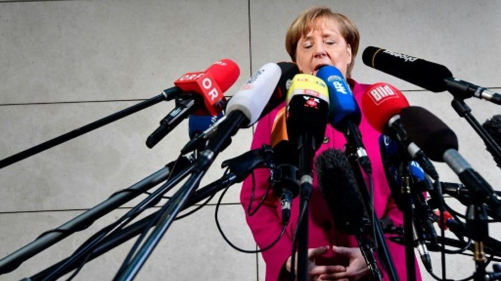 Merkel in last-ditch push for German coalition
