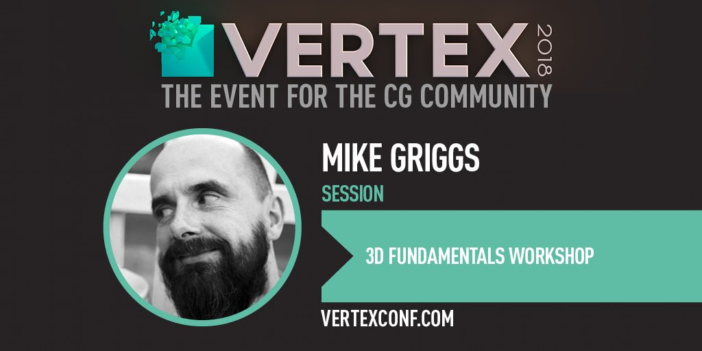 test Twitter Media - .@creativebloke will guide you through the process of laying down the foundations of becoming an efficient and effective artist at https://t.co/56hOl5l8eA. Don't miss it! #vertexconf https://t.co/sxBNxKHirG