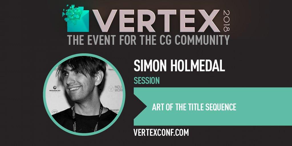 test Twitter Media - Join digital film, design and vfx artist @Sholmedal at #vertexconf. Get your ticket now - https://t.co/56hOl53xn2 https://t.co/0T2UZlkyzd