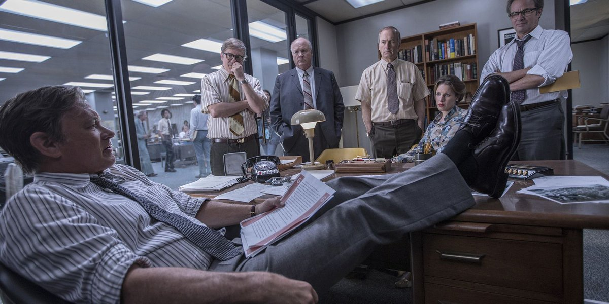 Review: 'The Post' is both inspired and hokey