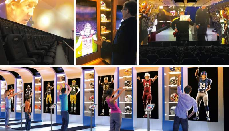 test Twitter Media - RT @Blooloop: .@dboxtech powers first-of-its-kind #4D @NFLExperience Times Square https://t.co/Kmd4VI3w7b https://t.co/ml6dbUR5U2