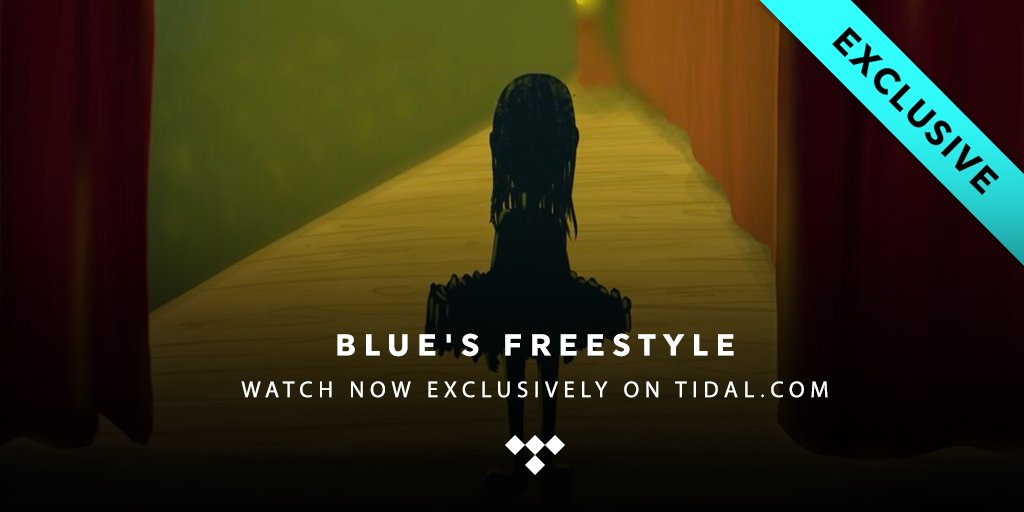 Watch Blue's Freestyle exclusively on https://t.co/A3HiVRpLtk https://t.co/YOvQup91xL