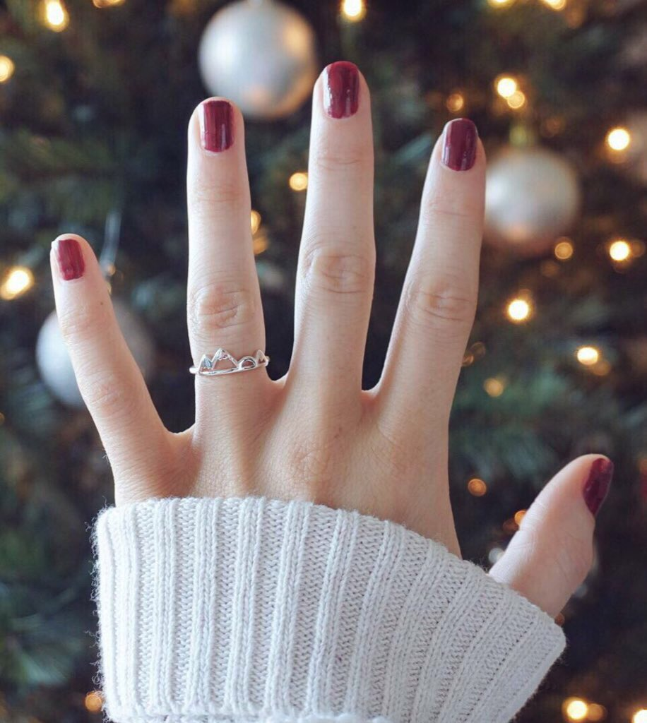 RT @BEFlTMOTlVATION: Neeed this high & low mountain ring from https://t.co/6QN7pgspDQ https://t.co/UNaoU09Dla