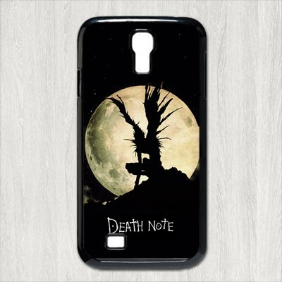 #deathnote Death Note Case for iPhone 4S 5 5S 5C 6 6S Touch Plus Samsung Gala...