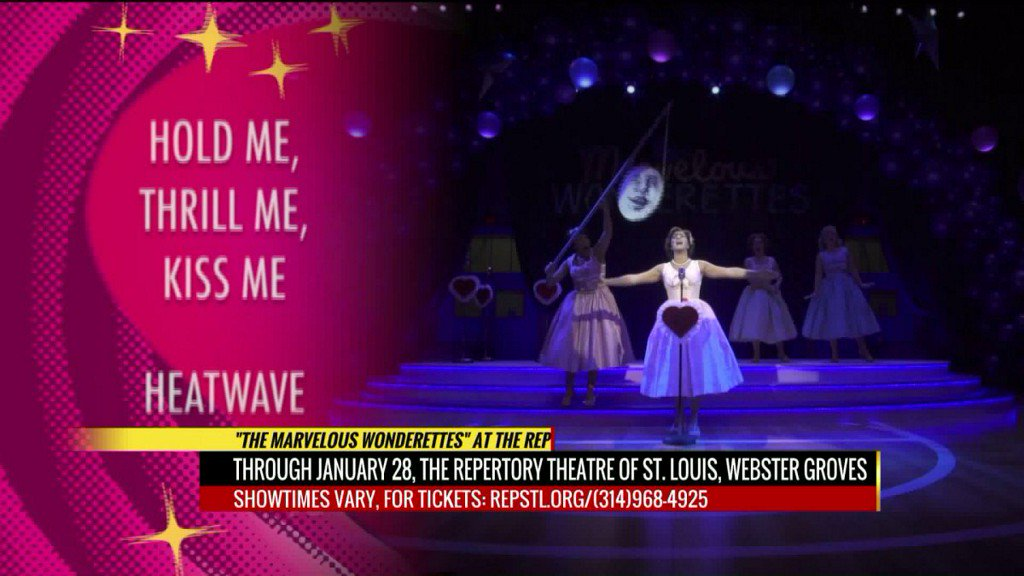 See 'The Marvelous Wonderettes' at the St. Louis RepertoryTheatre