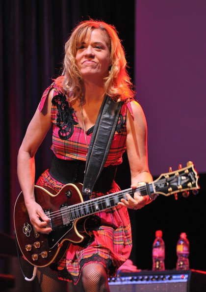 A Big BOSS Happy Birthday today to Vicki Peterson of The Bangles from all of us at The Boss!