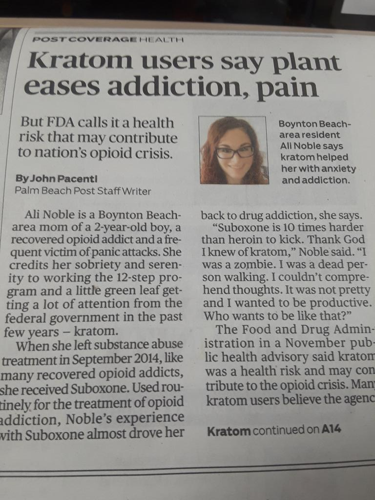 """@datahoarse @maiasz @drrickbarnett @marykayconsult3 @reversechapter @lmower3 @FLGovScott @StefanKertesz @headdock @cmoraff @LeoBeletsky @TB_Times @FLPharmacyBoard @FloridaMedical @richardcorcoran @RepJimBoyd @PBCountySheriff @aronberg @StapletonPBPost @pbcgov @YaleMed @datahoarse @StapletonPBPost AA NA never said YOU HAVE TO BE ABSTINENT IN TREATMENT OR REHAB. All they said is """"IF YOU HAVE A DESIRE TO STOP"""" & """"HALF MEASURES AVAILED US NOTHING-WE THOUGHT WE COULD FIND AN EASIER SOFTER WAY BUT COULD NOT"""" as this ex suboxone user @pbpost explains https://t.co/TIzukPlDJh"""