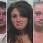 'ERRATIC' BABY: Family members arrested after toddler drank meth-laced pop