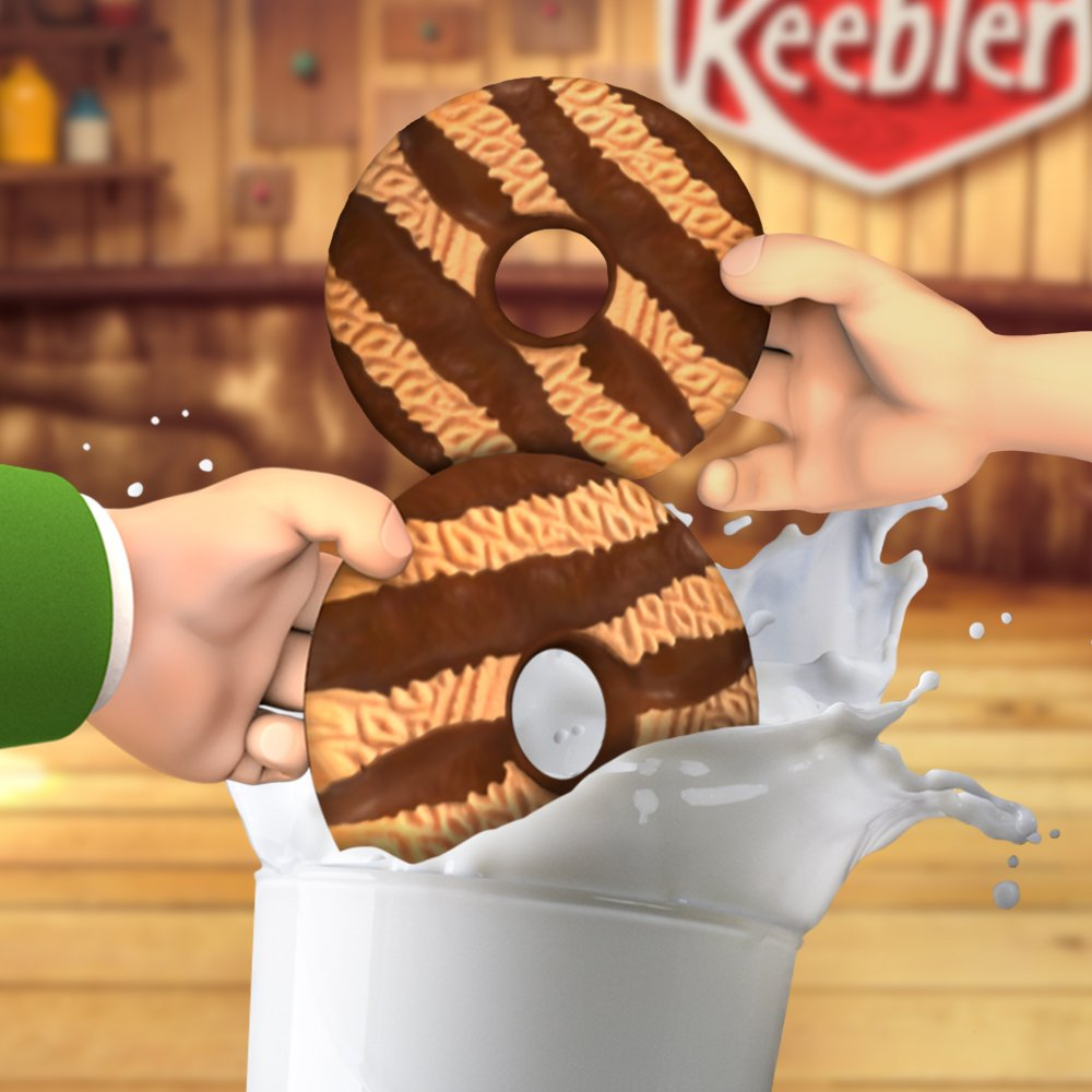 RT @KeeblerElves: Got cookies? Golly, we sure do! Happy #NationalMilkDay! https://t.co/FPgq9lckCl