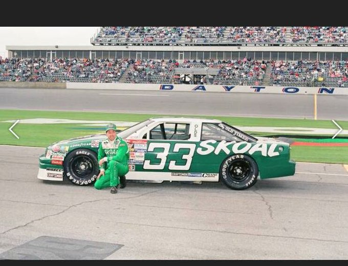 Happy 78 Birthday to Harry Gant, The Bandit