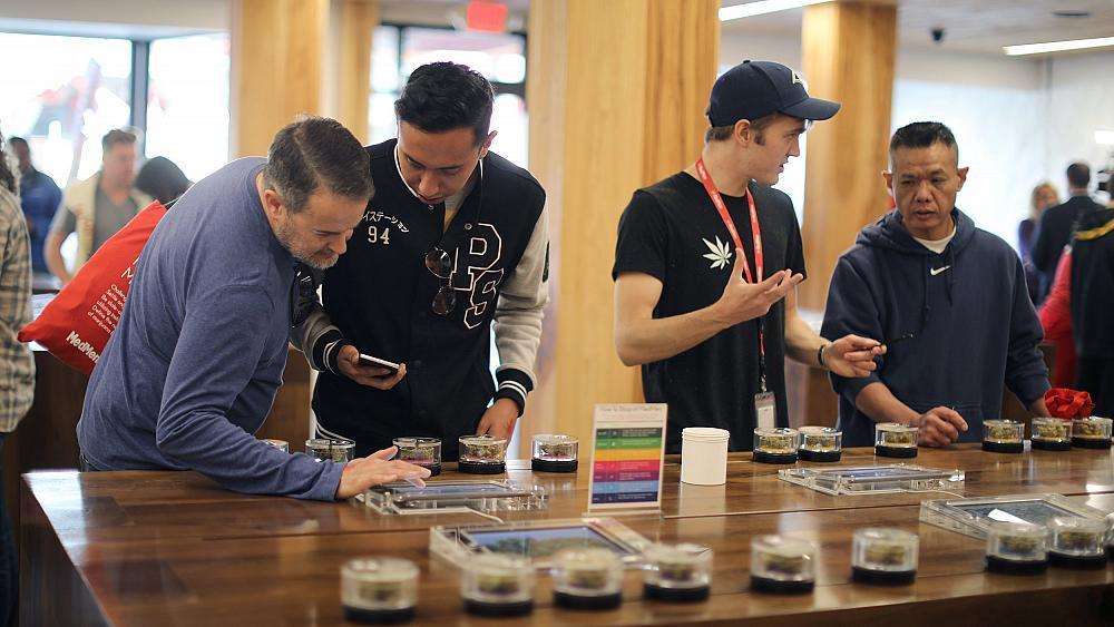 California OK'd getting high, but all's not kush for L.A. sellers