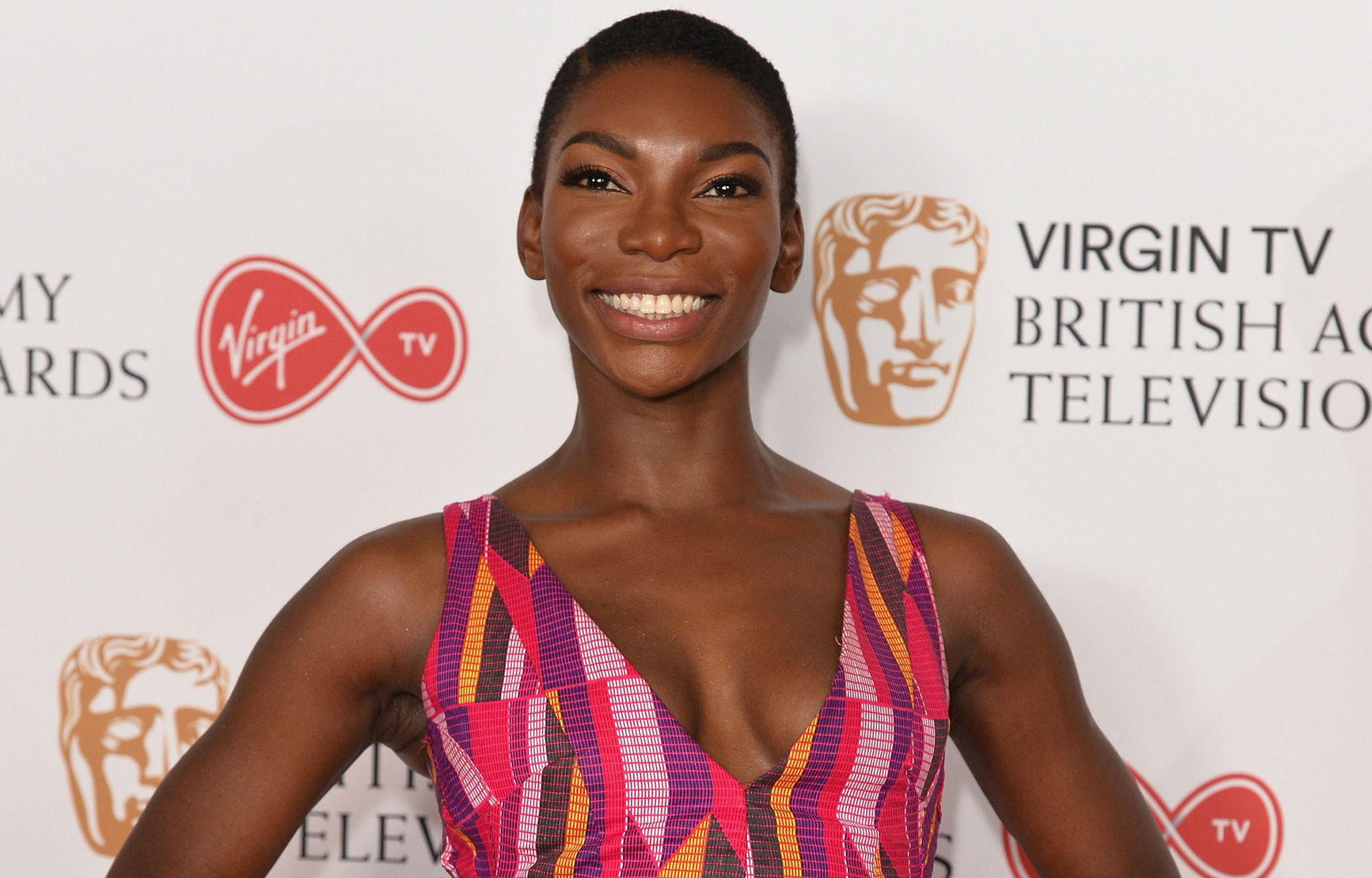 .@MichaelaCoel says she will write a new season of Chewing Gum after all. https://t.co/jplrtSjtVZ https://t.co/byTArxSDuW
