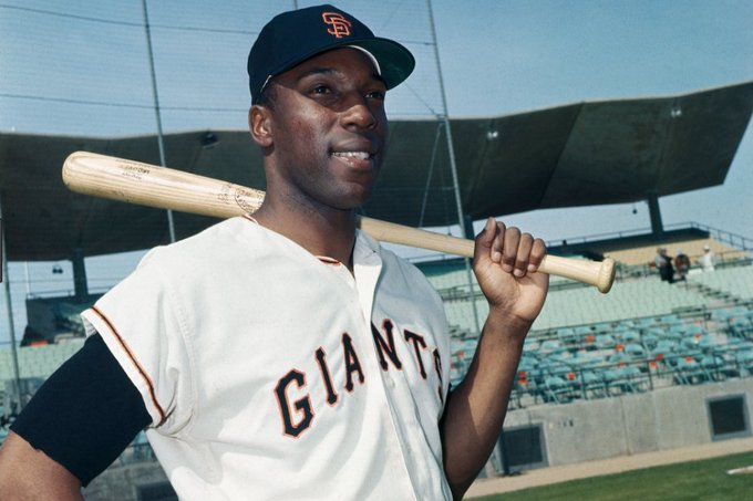 Happy 80th Birthday Willie McCovey!