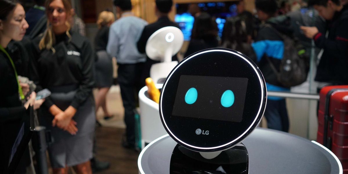 These cute robots want to replace Amazon Echo in your home