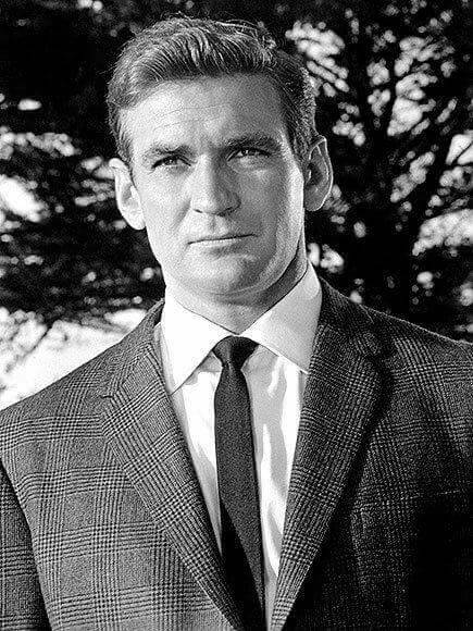 Happy Heavenly Birthday to my dear, wonderful Rod Taylor. Miss you still, and for always.