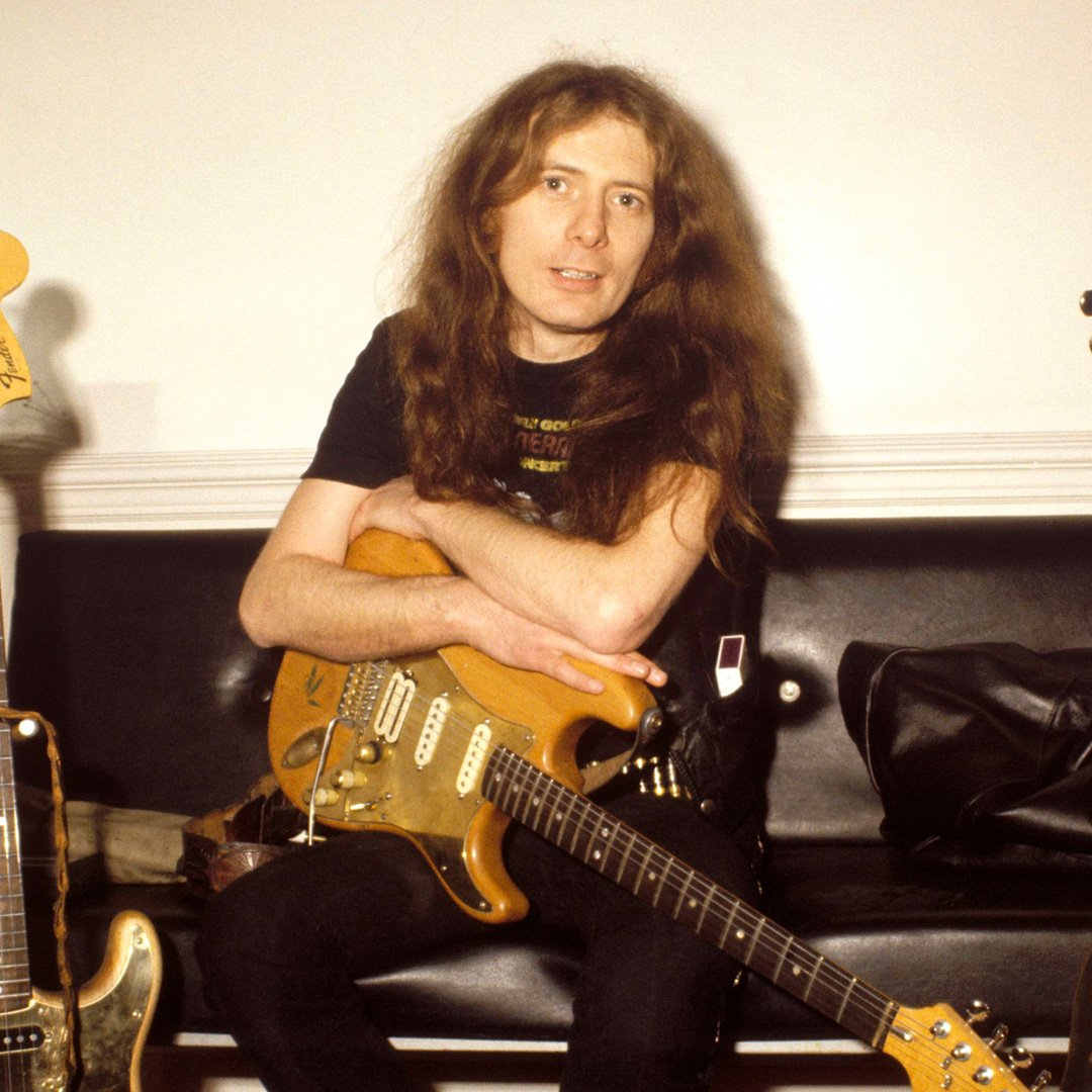 You always found the spark to light our light.  RIP 'Fast' Eddie Clarke. https://t.co/fISwT38xpW https://t.co/GqDIx1kr3L