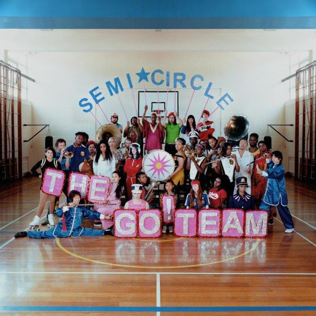 Stream @The_Go_Team's new album Semicircle https://t.co/kh52EhRDIe https://t.co/QzwRHdiM1O