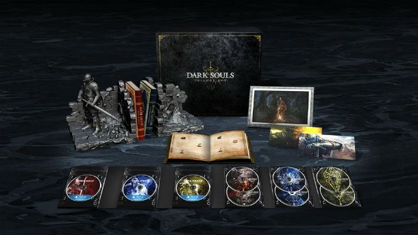 Dark Souls Trilogy Box Set Coming To PS4 In Japan https://t.co/GhCyx9qthp https://t.co/EJMYIZojy8