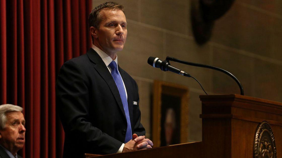 Missouri Republican state senator calls on Attorney General to investigate Greitens