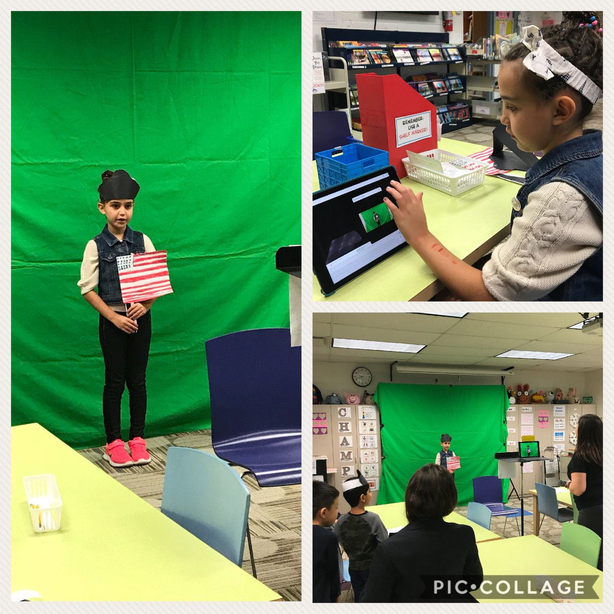 test Twitter Media - RT @WescottLMC: Filming students in @Wescott2S on green screen with @DoInkTweets app for their biography projects with @AnnaDavisTIS #d30learns https://t.co/Ddj7nTTdQO #doink #greenscreen