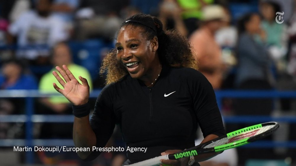 For Serena Williams, childbirth was a harrowing ordeal. She's not alone. https://t.co/S9x6dO2Nca https://t.co/looFvnt72r