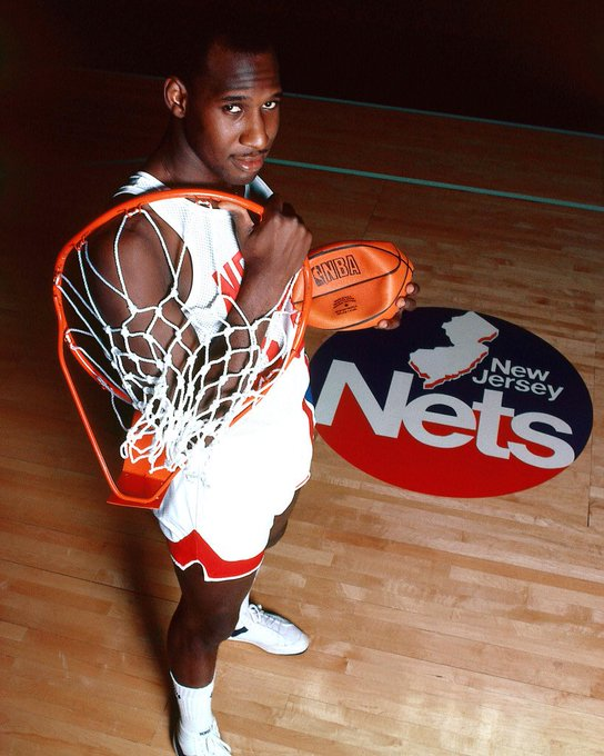 A happy birthday to the late great Darryl Dawkins - RIP Chocolate Thunder!