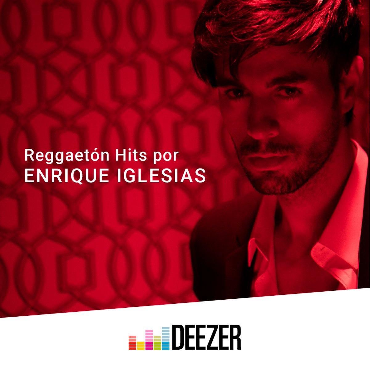 "Check out #ELBAÑO on the Enrique Curated Playlist on Deezer ""Reggaetón Hits"" https://t.co/xBUrbDWe21 https://t.co/XtBUuT12Wx"