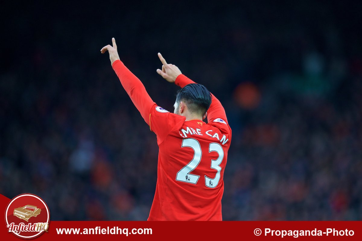 Happy 2  4  th Birthday to Emre Can!