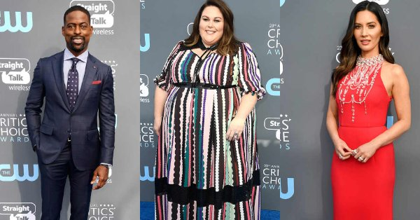 The stars have arrived: See what everyone is wearing at the 2018 CriticsChoice Awards!