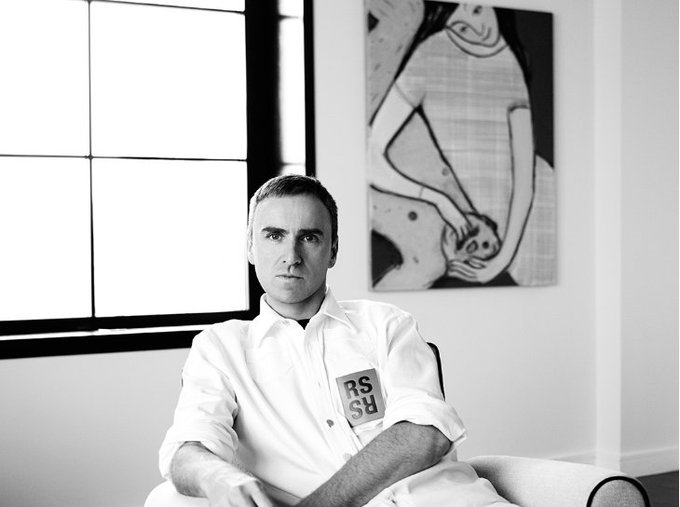 Happy Birthday to Raf Simons, Chief Creative Officer