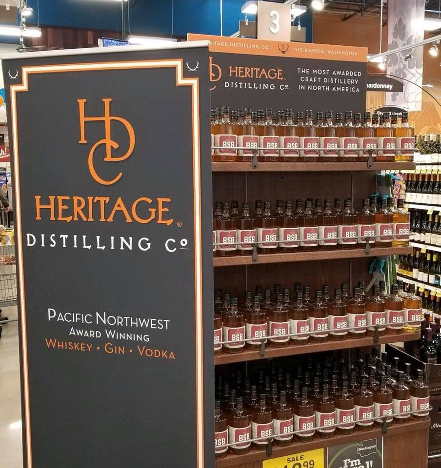 test Twitter Media - Find us between aisle 2 and 3 in the new #GigHarbor @FredMeyerStores. #HDCBSB #HeritageDistilling https://t.co/xvlbW2brWZ